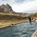 Baños termales Guñoc, Cajatambo