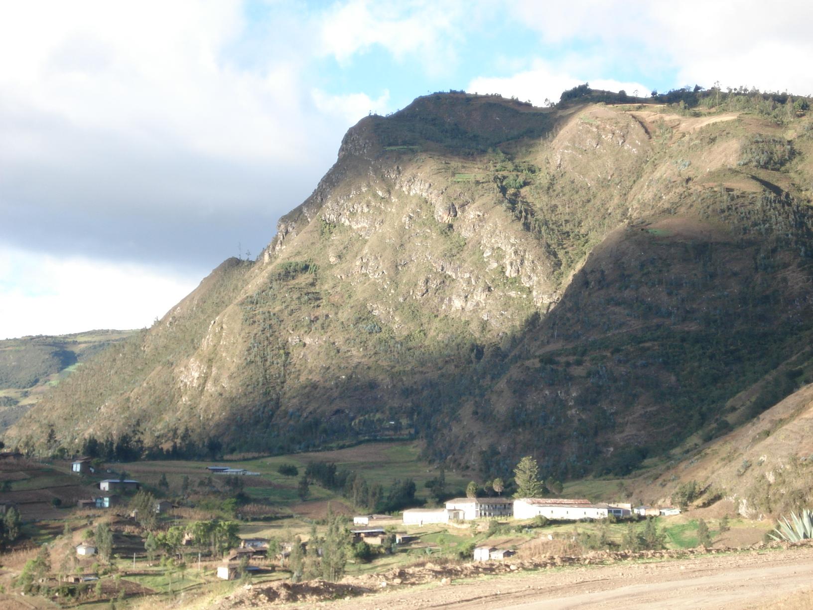 bosque de piedras Cajamarca