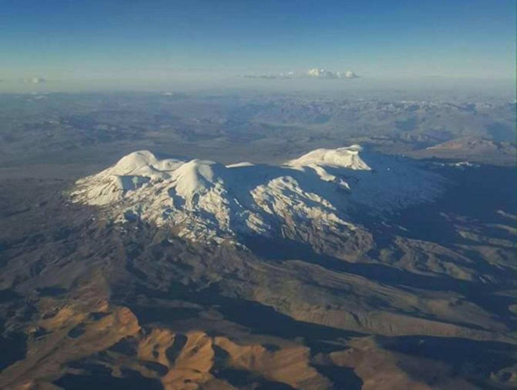 nevados del Perú