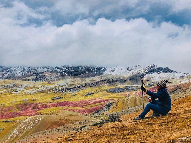 montaña arcoíris yuracochas