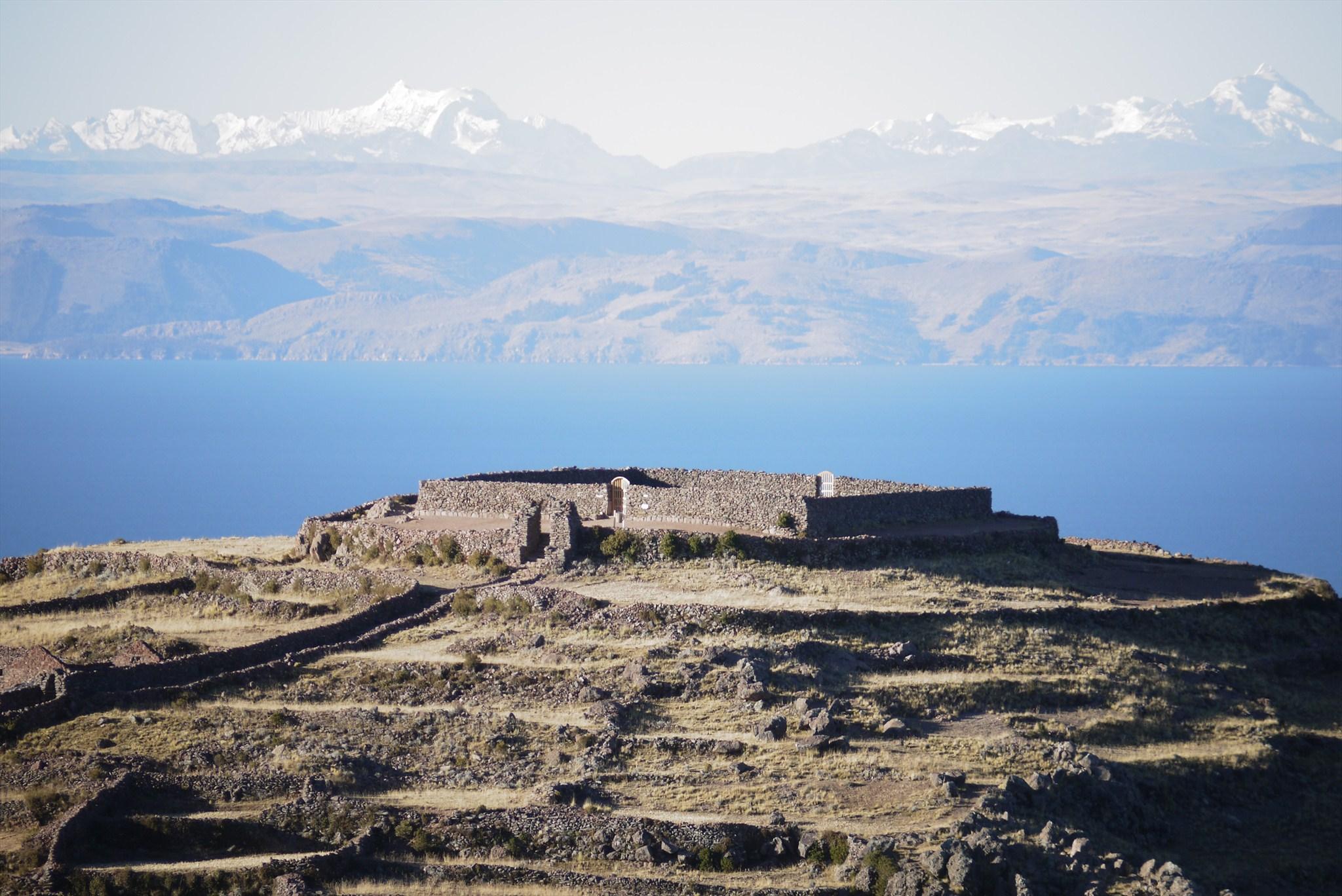 Isla Amantani. Foto: Geocaching