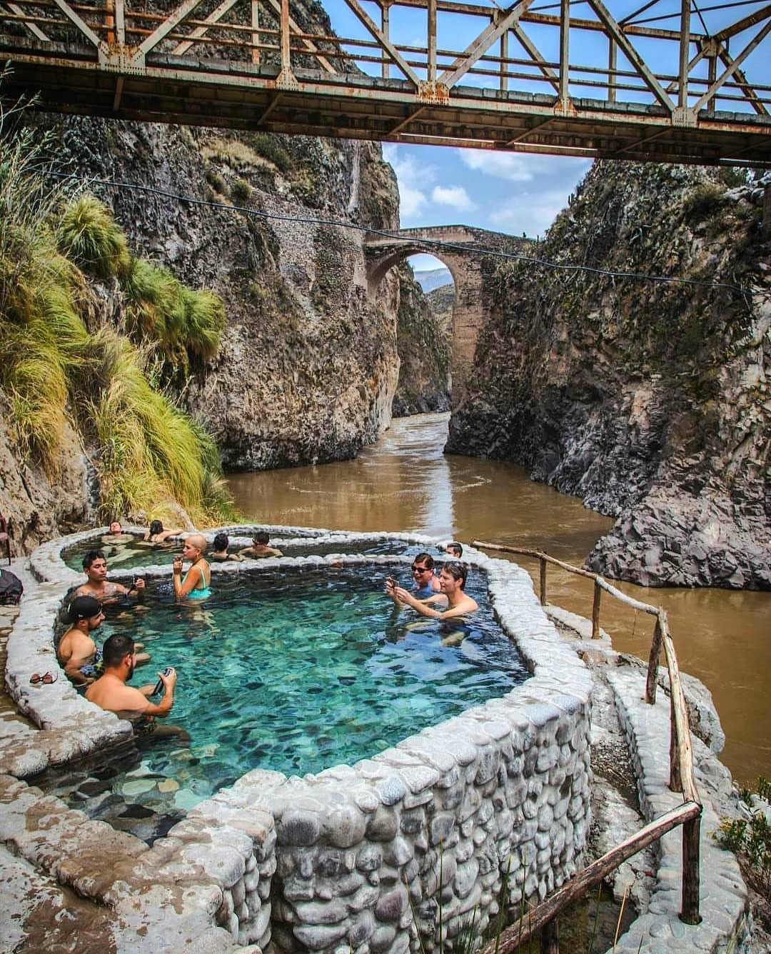 Baños Termales de Chacapi. Foto: hype-hub.com