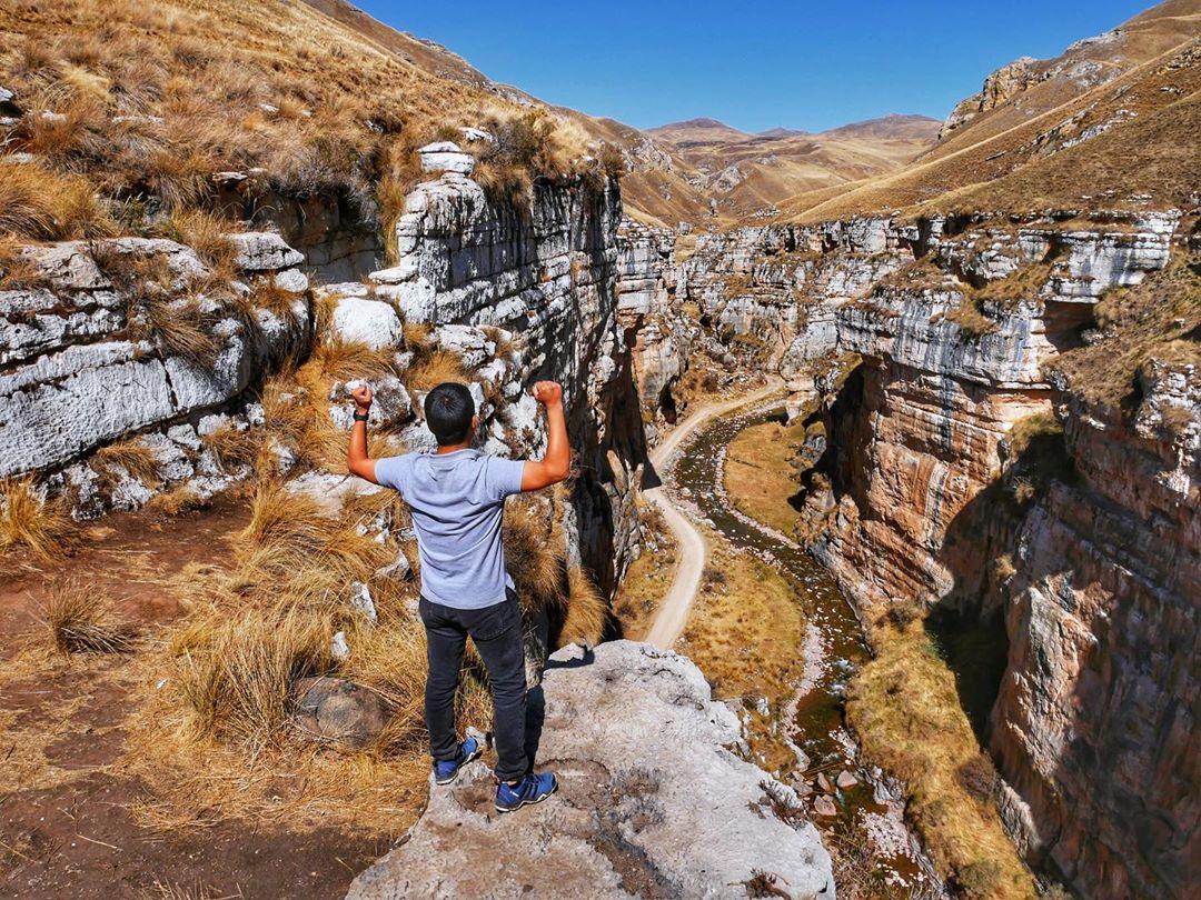 Cañón de Shucto. Foto: photos.edu.pl