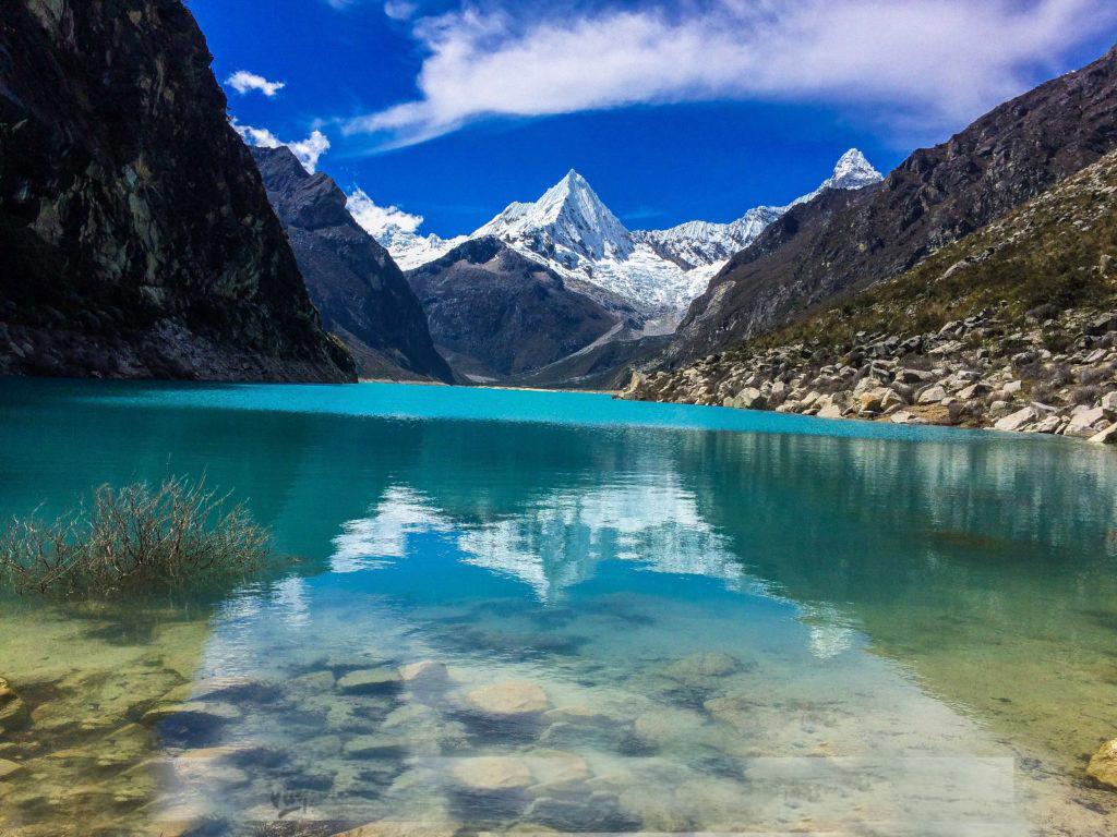 Parque Nacional Huascaran. Foto: revistatourgourmet.com