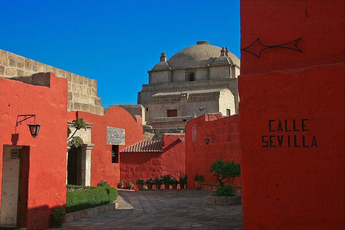 Monasterio de Santa Catalina. Foto: arequipaperuestilo.blogspot.com