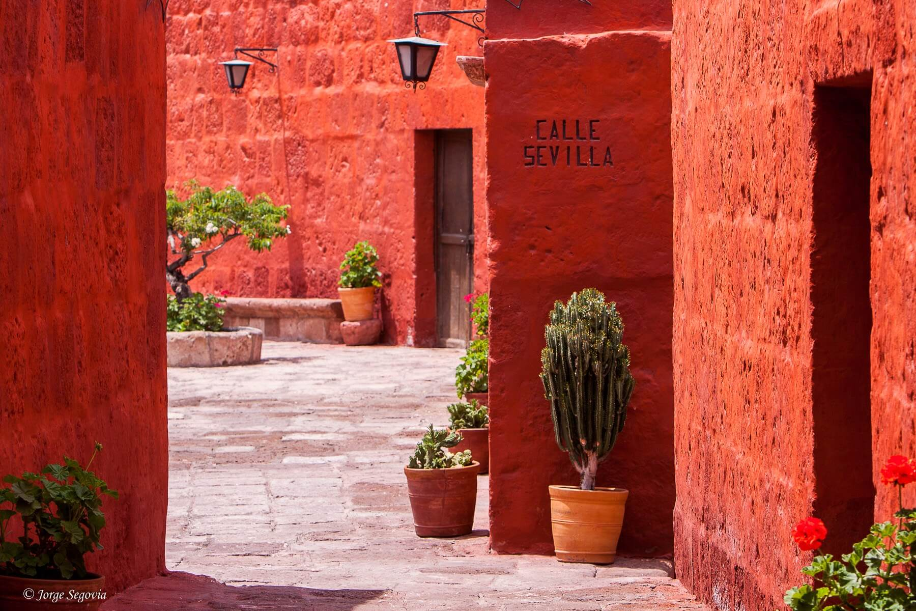 Monasterio de Santa Catalina. Foto: viajesjairan.com