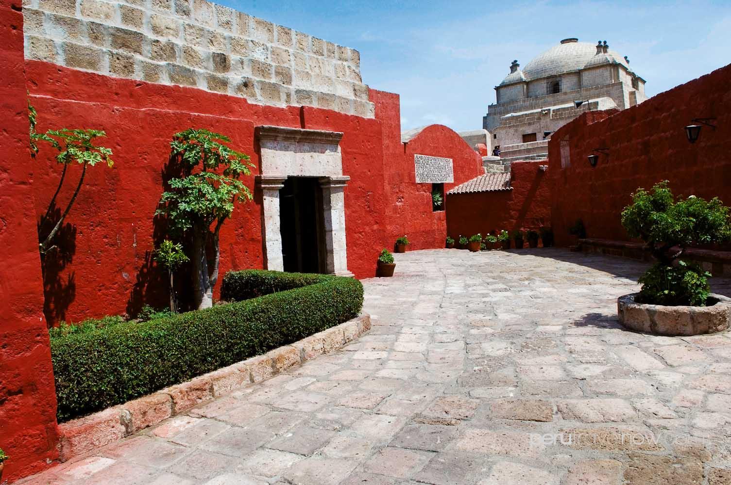 Monasterio de Santa Catalina. Foto: ttnotes.com