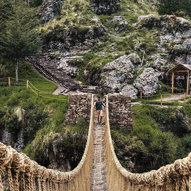 puente de Q'eswachaka