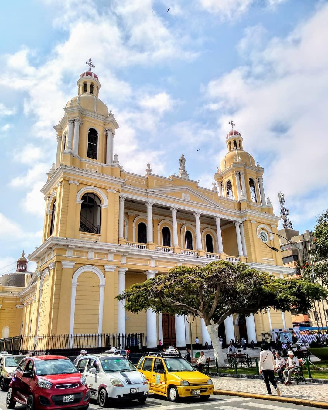 catedral de chiclayo