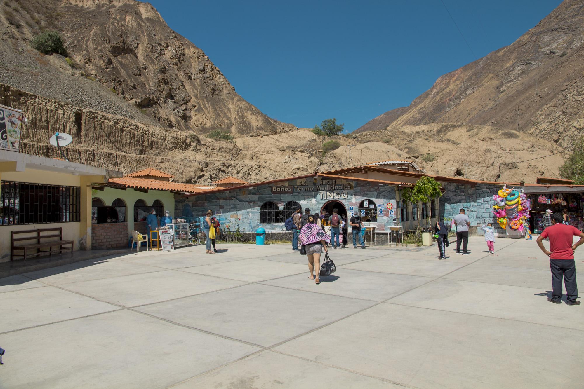 lugares turísticos de churín