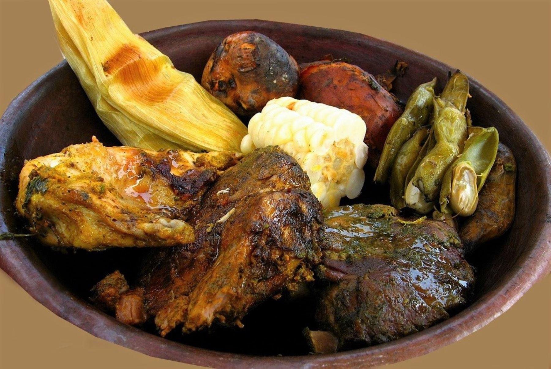 platos típicos de huancavelica