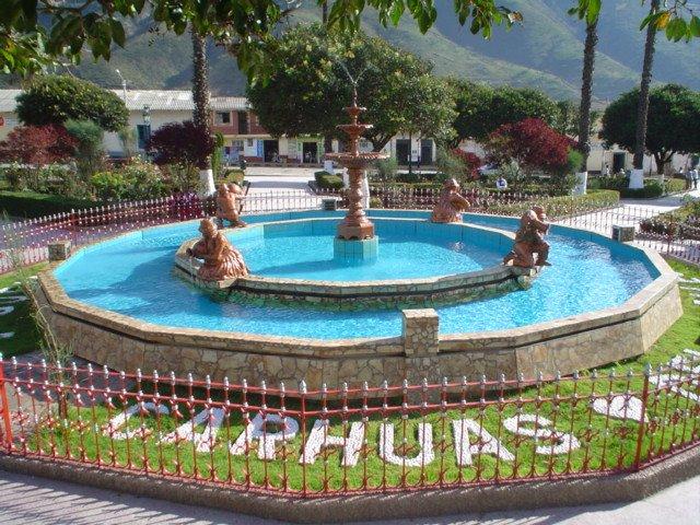 lugares turísticos de Carhuaz