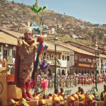 Inti Raymi Sapa Inca