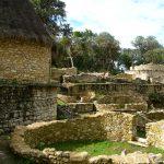 Kuélap: Vista de la Fortaleza