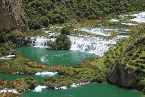 Reserva Paisajística Nor Yauyos Cochas, acampar