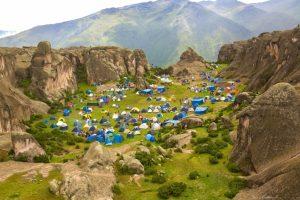 acampar en Marcahuasi