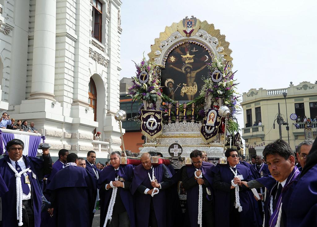 Guía de Feriados 2018: Semana Santa en Cusco
