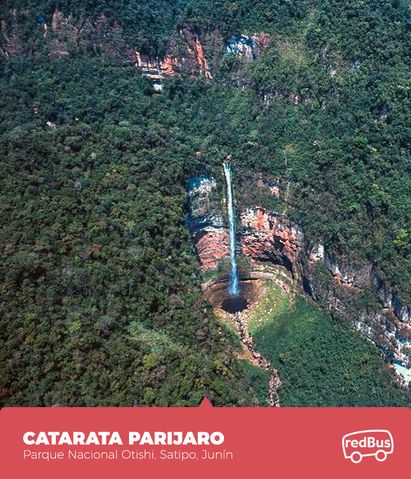 Catarata Parijaro