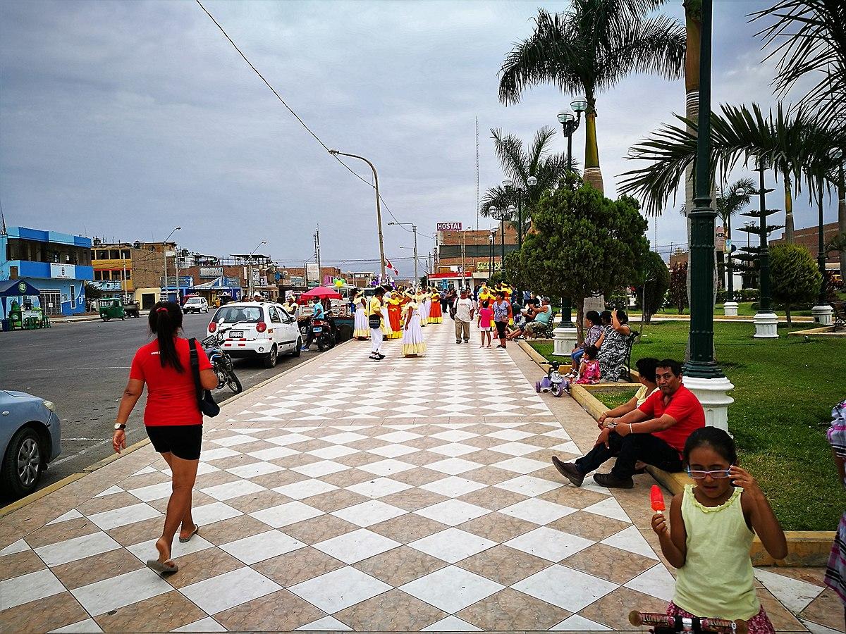 Boulevard de Chincha Alta