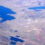 Laguna Pultocc Vista Aérea