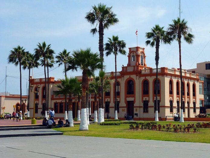 Callao: Plaza Grau