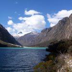 Lagunas de Huaraz: Lagunas de Llanganuco