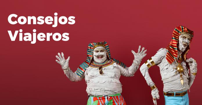 Concejos viajeros cyberdays Perú