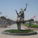 Avenida Jorge Basadre Tacna