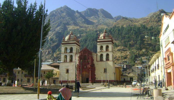 Huancavelica Portada