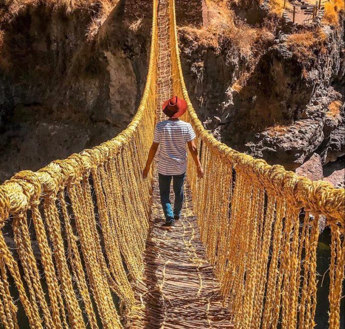 puente Qeshuachaca