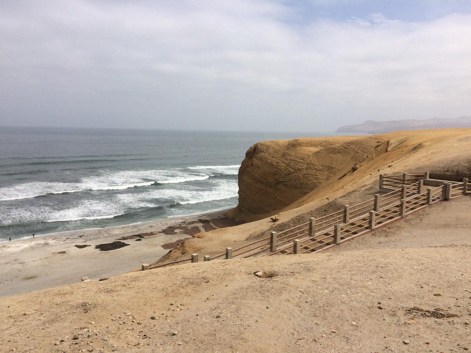 Playas de la Reserva Nacional Paracas