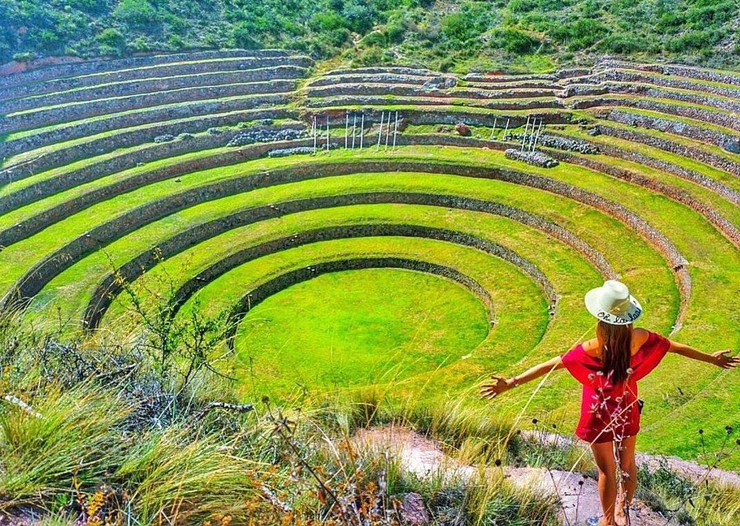 Moray: descubre la historia detrás de los misteriosos andenes circulares en  Cusco