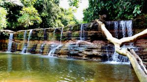 Catarata Regalía, Pucallpa