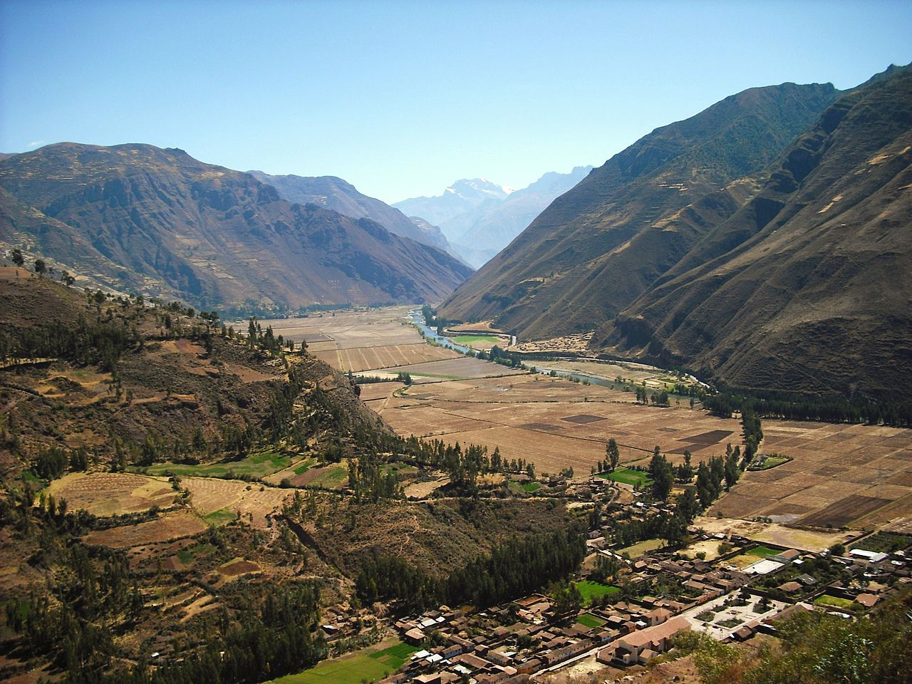Valle Sagrado Perú