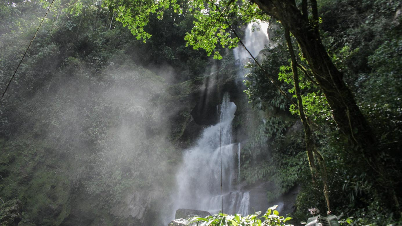 catarata de carpishuyacu